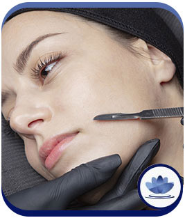 Dermaplaning Treatment at Cara Mia Med Spa in Lake Zurich, IL