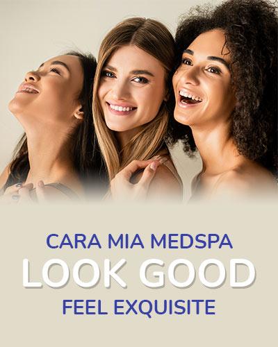 Welcome to Cara Mia MEDSPA