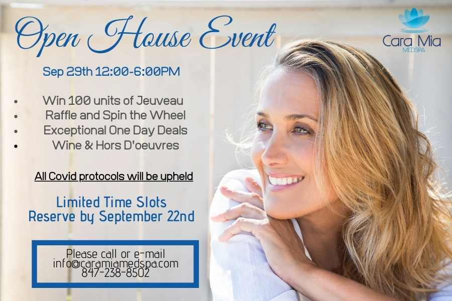 Open House Events in Lake Zurich, IL